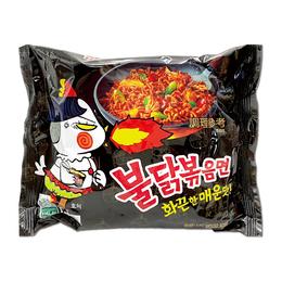 三養辣雞炒麵140G-黑