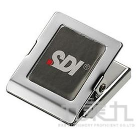 SDI 手牌 方型磁夾(小) 4285