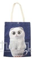 (2103+79)藍貓購物袋