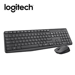 羅技 Logitech  MK235 無線滑鼠鍵盤組