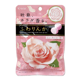 Kracie可利斯玫瑰軟糖32g