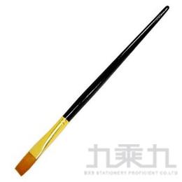 中華尼龍畫筆12號 (平)
