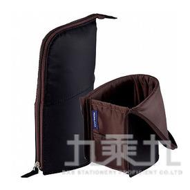 KOKUYO 大容量站立筆袋(海外版)-黑