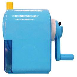 馬卡龍大小通用五段式削筆機  藍