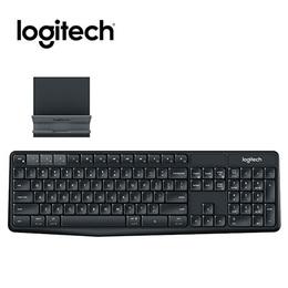 羅技多功能無線鍵盤支架組合 K375S