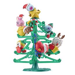 BT21超級巨星聖誕樹