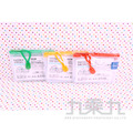 COX多用途防水防塵網格-證件拉鏈袋(125*92mm)