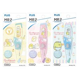 PLUS MR2修正帶-角落小夥伴