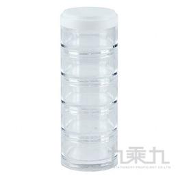 SHUTER 樹德 圓形連環盒 L-50