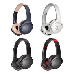 鐵三角無線耳罩式耳機S220BT