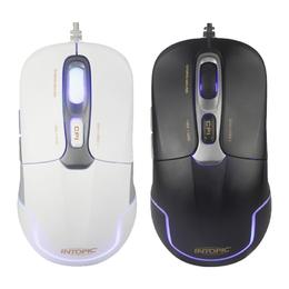 INTOPIC MSG-090-BK極限戰速遊戲滑鼠