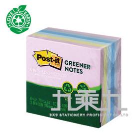 3M 利貼 環保材質便條紙 5416-RP-AP